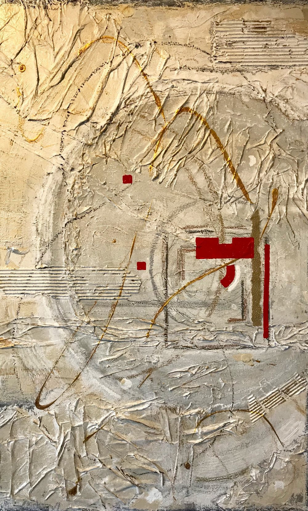 Ruth Adams - Mixed Media Artist