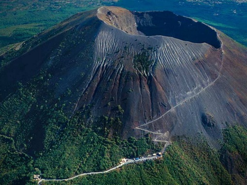 My husband and I quickly found out walking up the side of a volcano is hard. Walking down is a lot easier though.