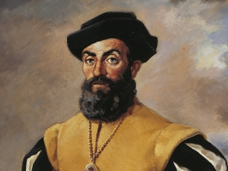 The one and only, Ferdinand Magellan.