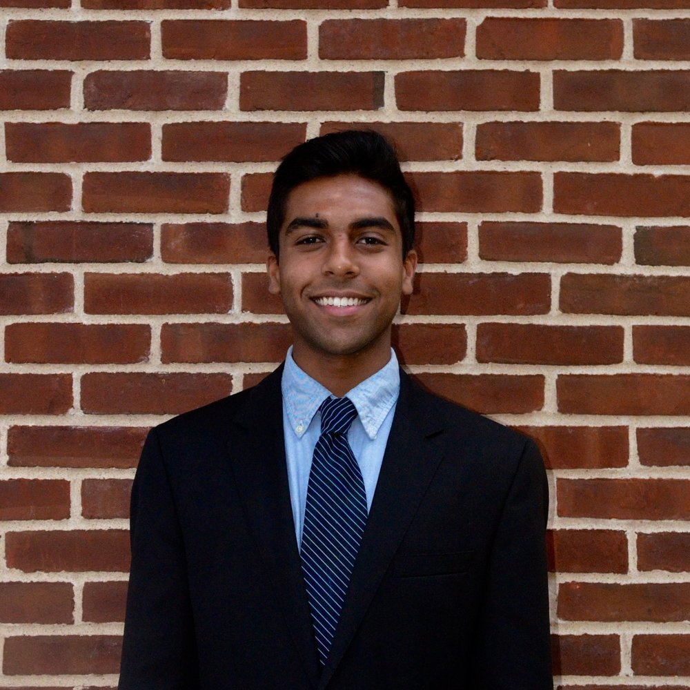 Raj Suppiah - Beta Theta Pi