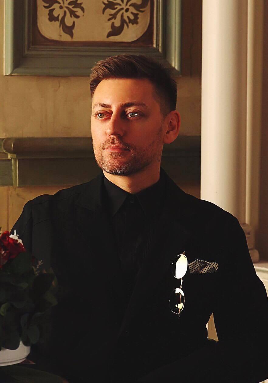Nikolay Eremin - Поэт//The PoetNimere Парфюмерия//Nimere Parfums