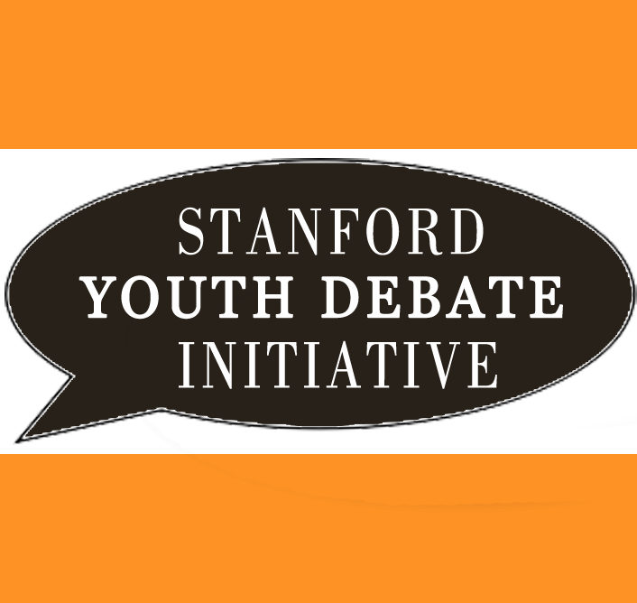 STANFORD YOUTH DEBATE INITIATIVE