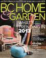 BC Home Garden magazine