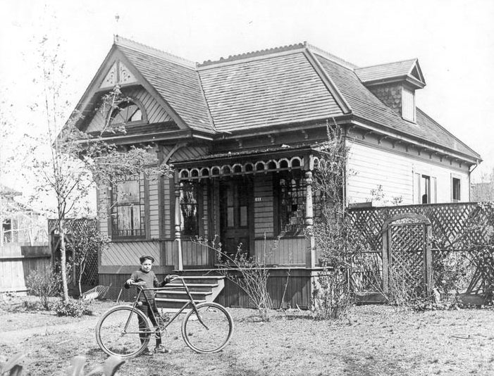 New Westminster heritage