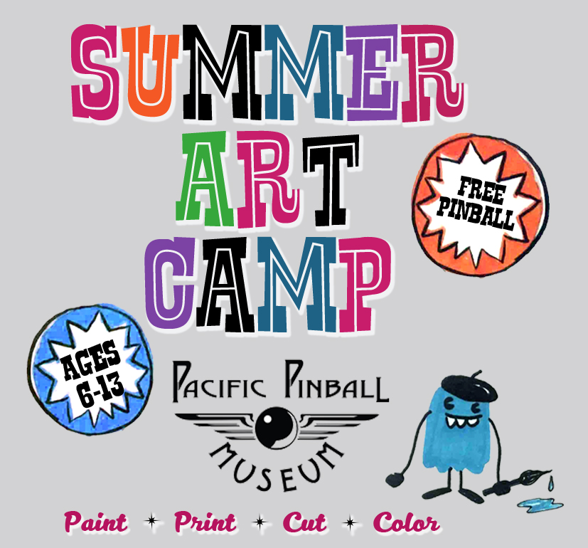 Kids Camps — Art with Ms  Y
