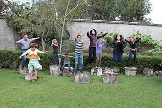 (photo taken at ruins in Antigua, Guatemala - November, 2011)
