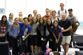 We are here! Our team had an uneventful day of travel and arrived into San Salvador around 9 pm.