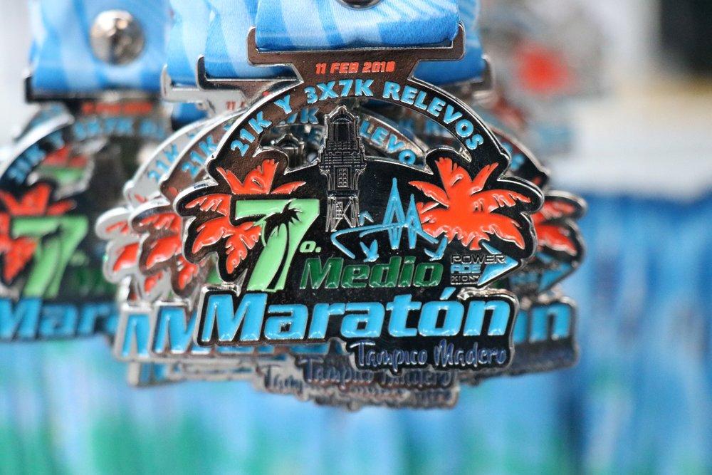 7o Medio Maratón Powerade Tampico Madero