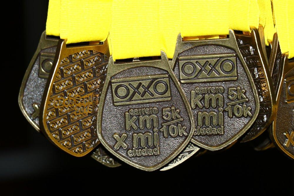 "Carrera OXXO ""km x mi ciudad"""