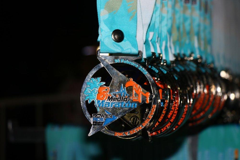 8o Medio Maratón Powerade Tampico