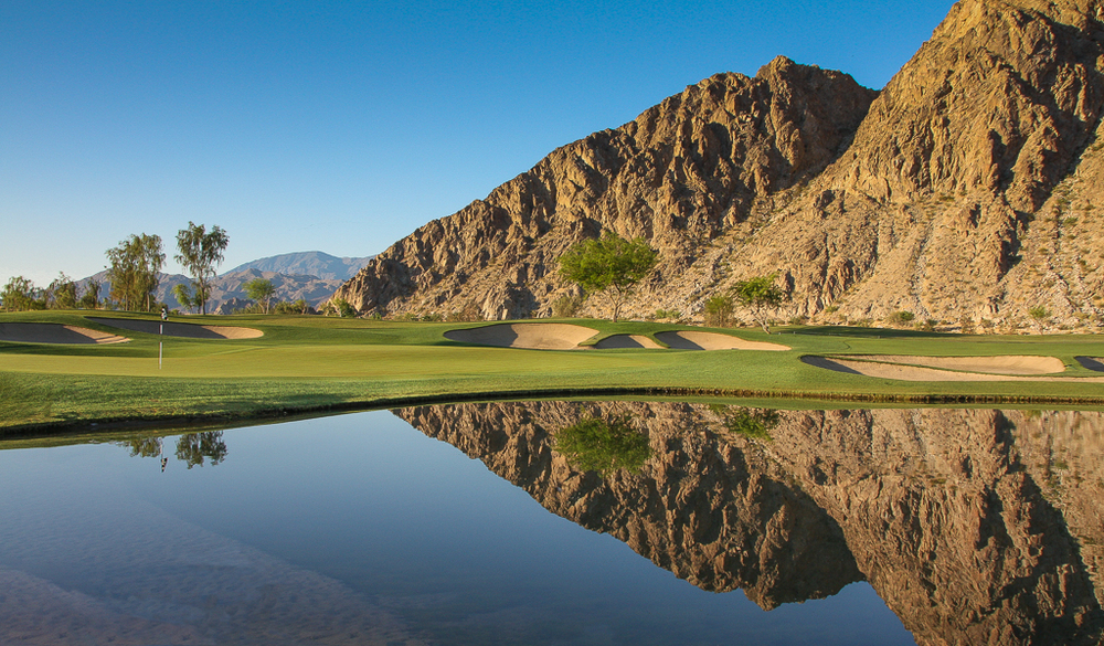SilverRock Golf Resort, La Quinta, CA