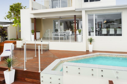 Absolute Glass pool Fences