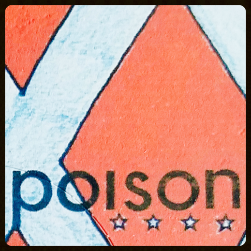 DJ RICARD Poison Control 2006 Self-Released