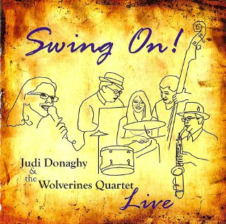 2008・JUDI DONAGHY-VINAR・SWING ON