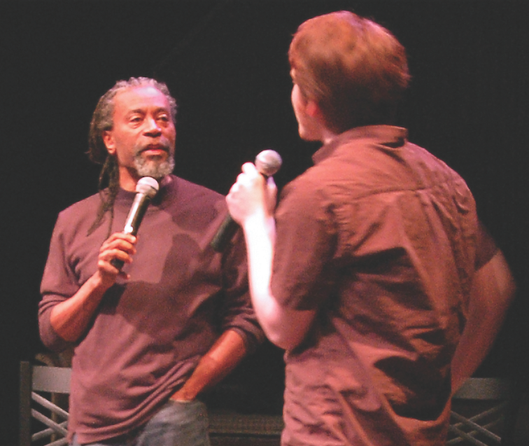 with BOBBY McFERRIN