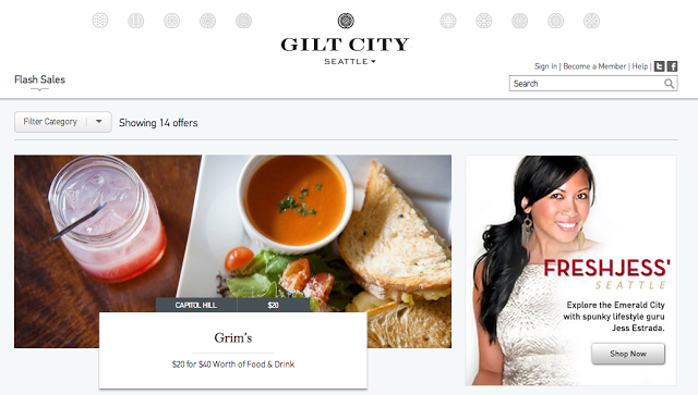 Gilt city seattle