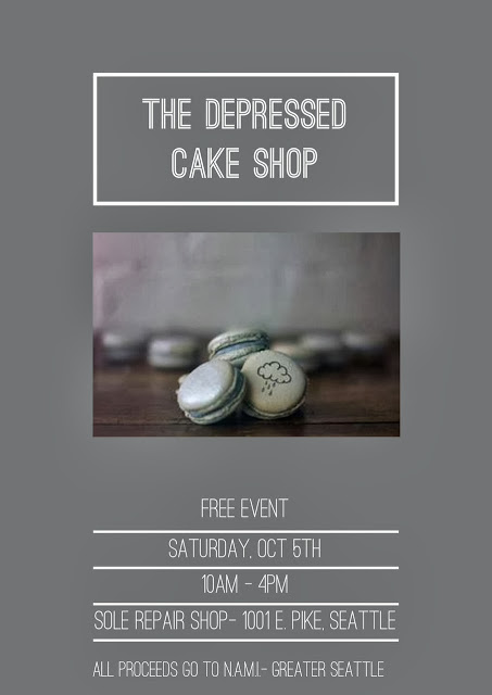 The Depressed Cake Shop Seattle 2013