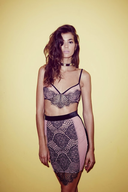 For Love & Lemons-Skivvies