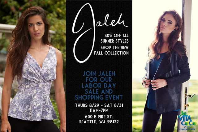 Jaleh_Labor Day Weekend Sale