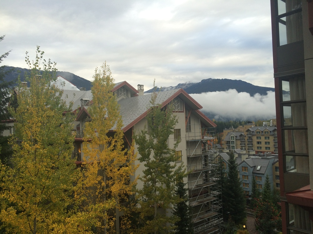 Hello, The Westin Whistler!