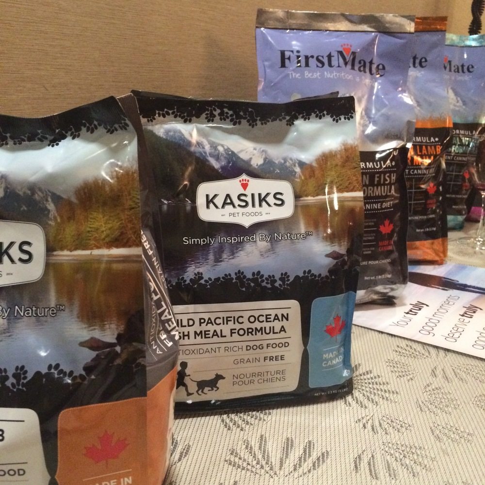 Kasiks & FirstMate - delicious dry food!