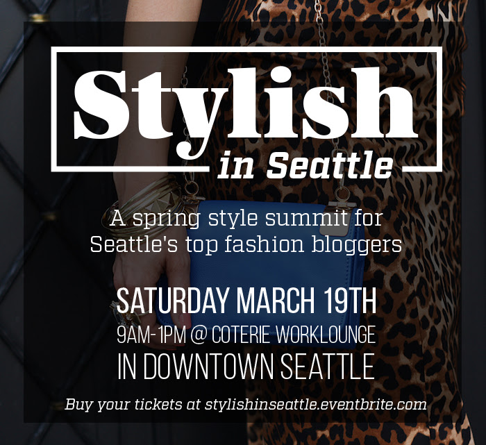 Stylish in Seattle