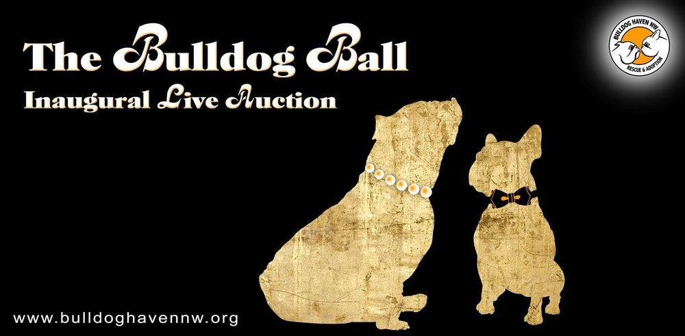 Bulldog Haven NW The Bulldog Ball Live Auction