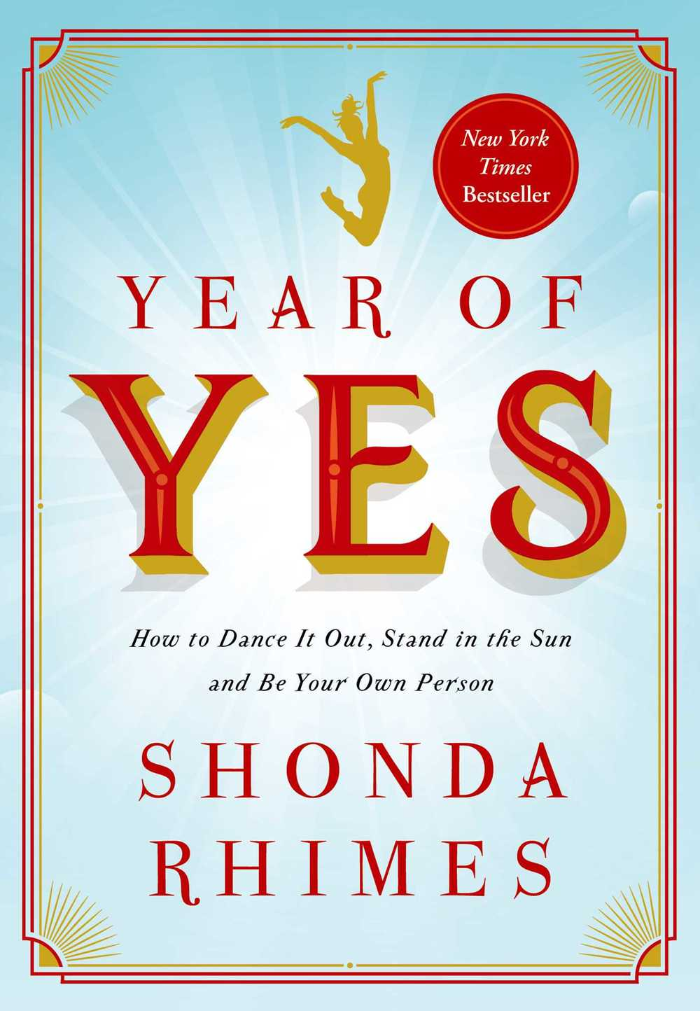 The Year of Yes_Shonda Rhimes