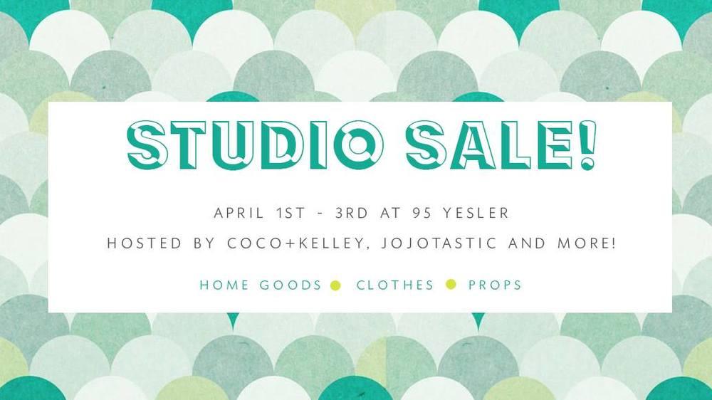 95 Yesler Studio Sale