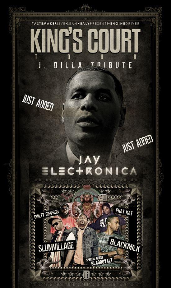 J Dilla Tribute Neptune Theatre Seattle