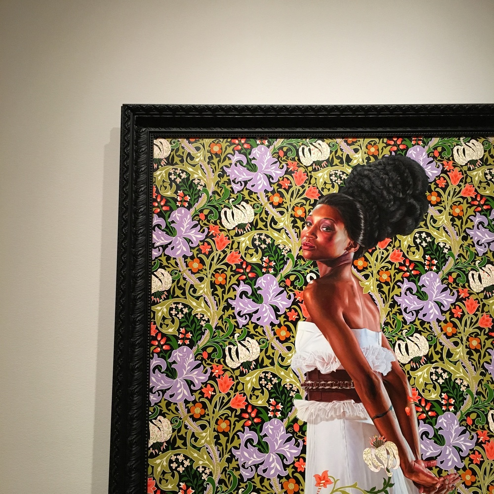 Kehinde Wiley Seattle Art Museum