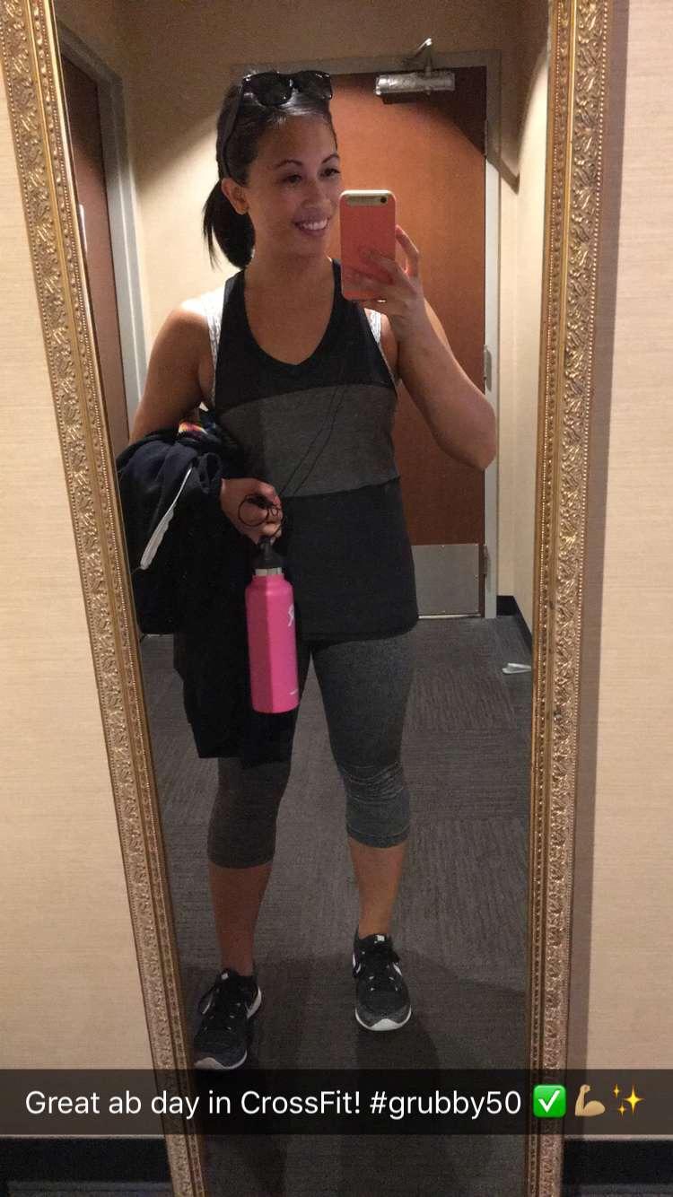 Fresh Jess CrossFit