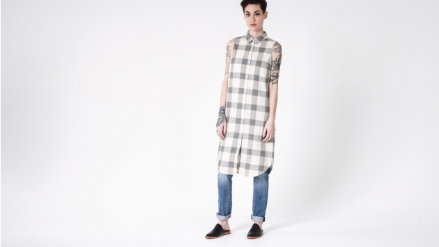 Donelly Shirt Dress