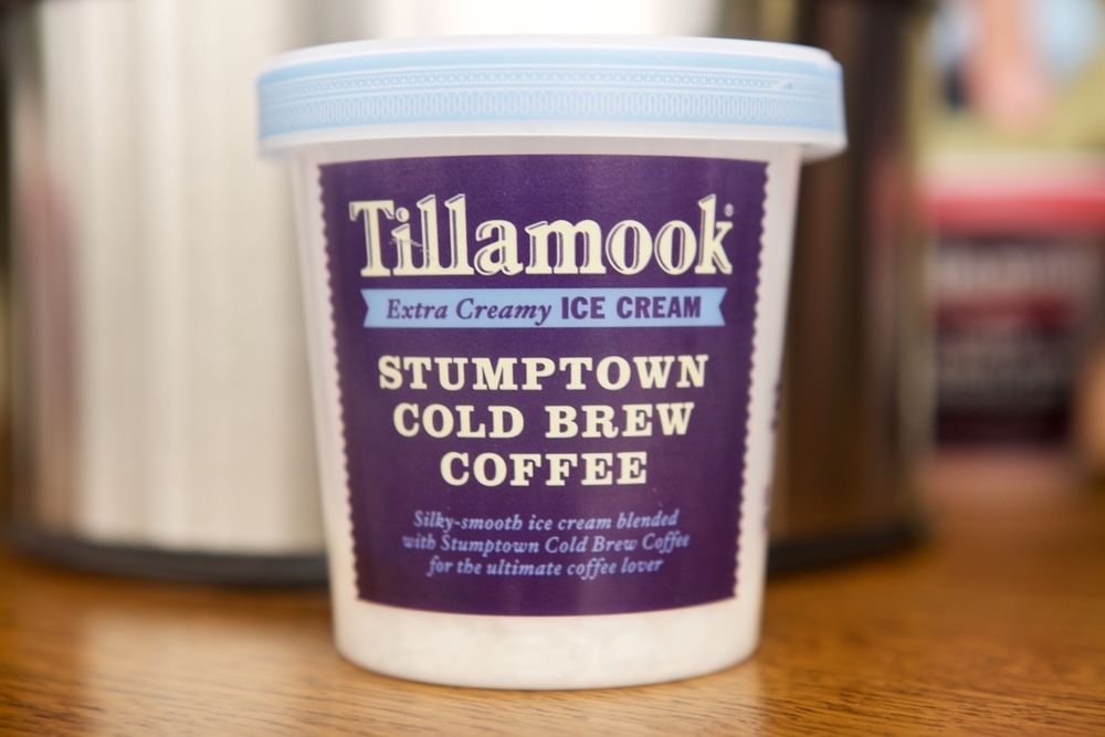 Tillamook Stumptown Cold Brew Coffee
