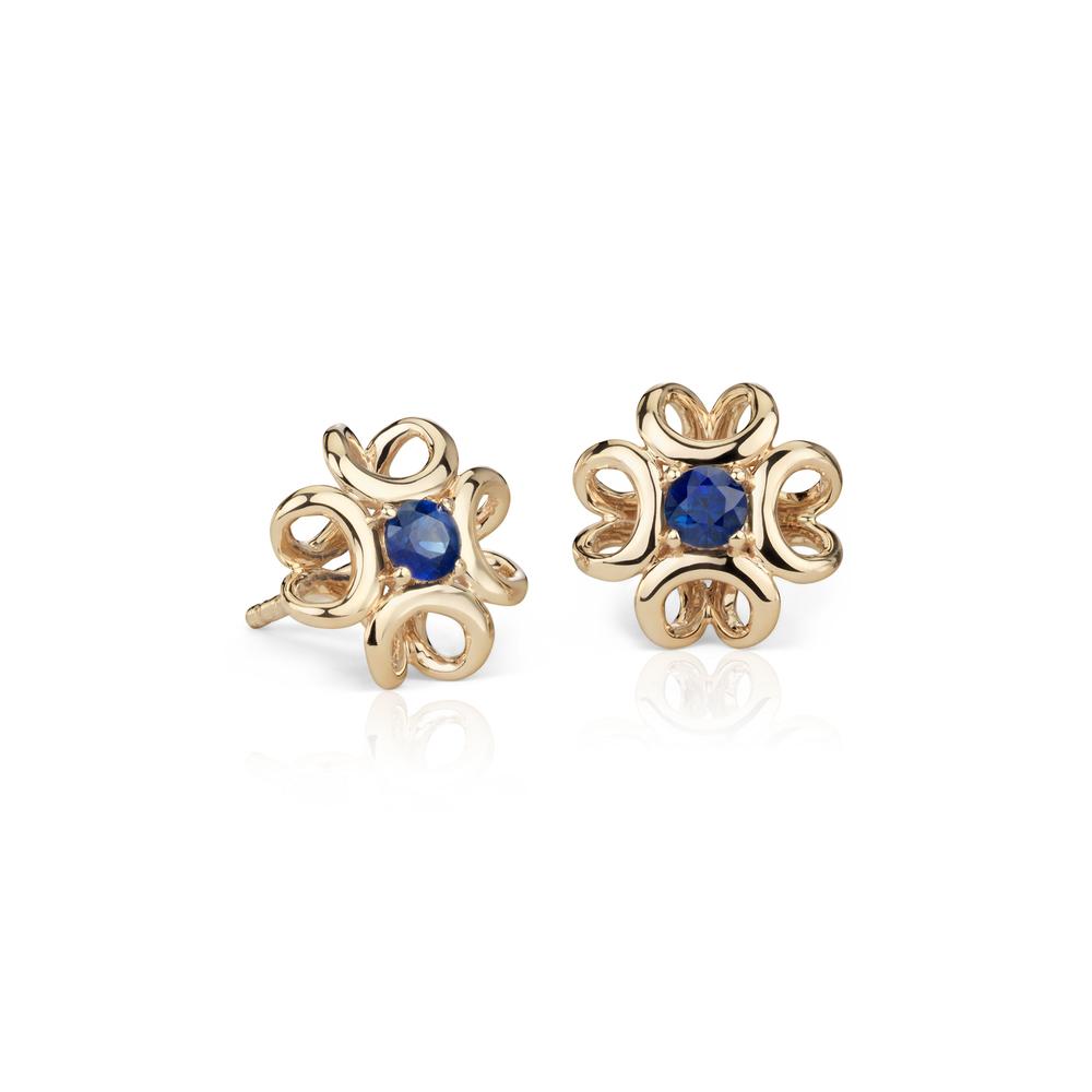 53554_Colin Cowie Sapphire Stud Earrings 14KY.jpg