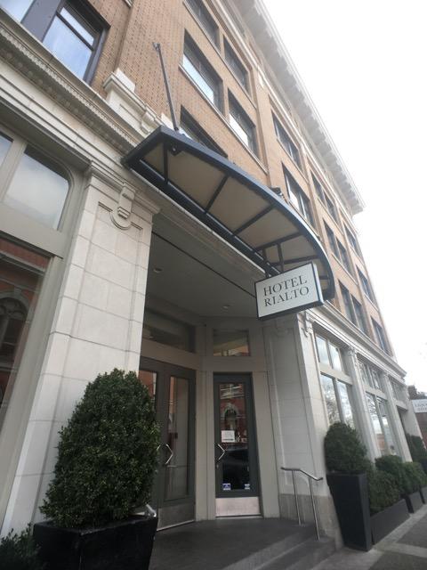 Hotel Rialto Victoria