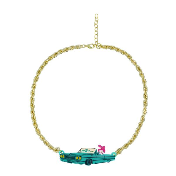 Melody Ehsani x My Melody   Lowrider Necklace.jpg