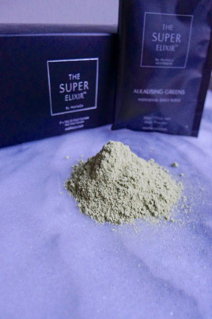 WelleCo Super Elixir Alkalising Greens