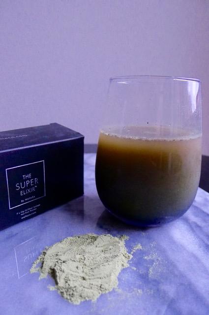 WelleCo Super Elixir Alkalising Greens