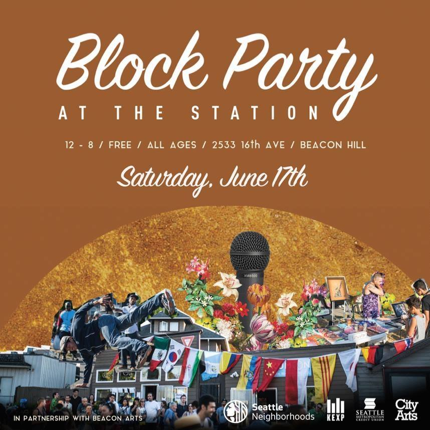 The Station Block Party 2017