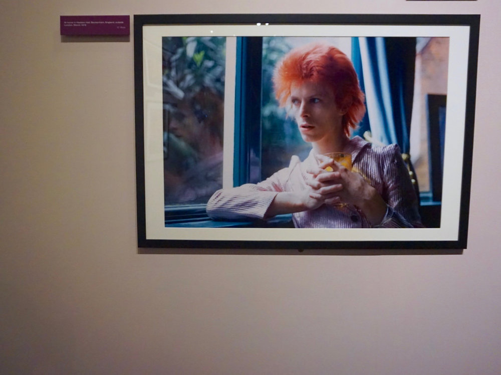 Bowie by Mick Rock at MoPOP Seattle 2.jpg