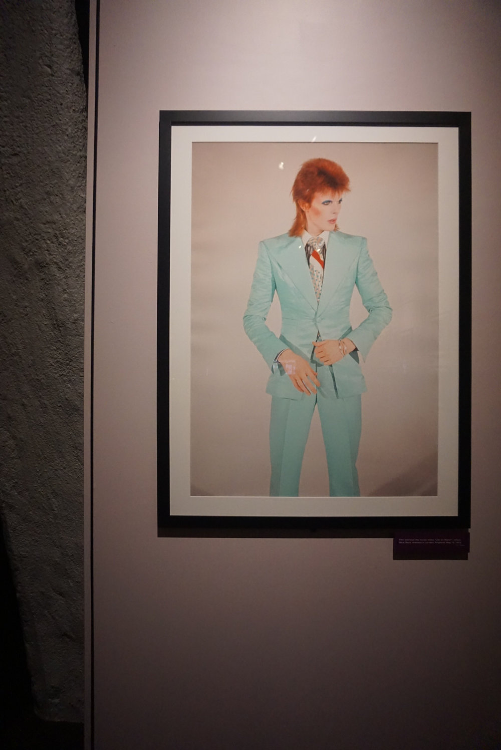 Bowie by Mick Rock at MoPOP Seattle 6.jpg