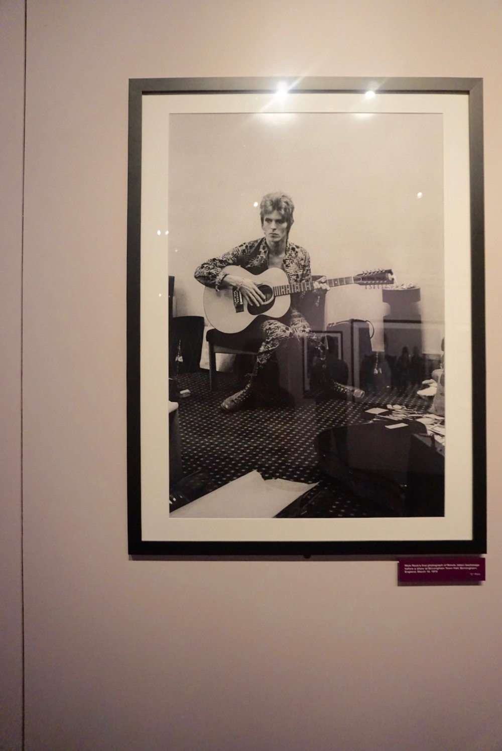 Bowie by Mick Rock at MoPOP Seattle 8.jpg