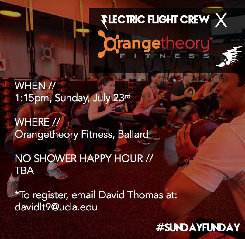 Electric Flight Crew Seattle