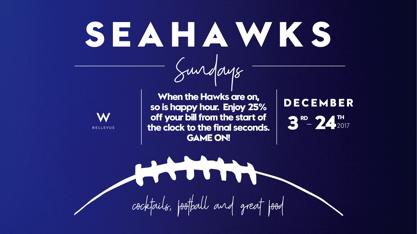 Seahawks W Bellevue