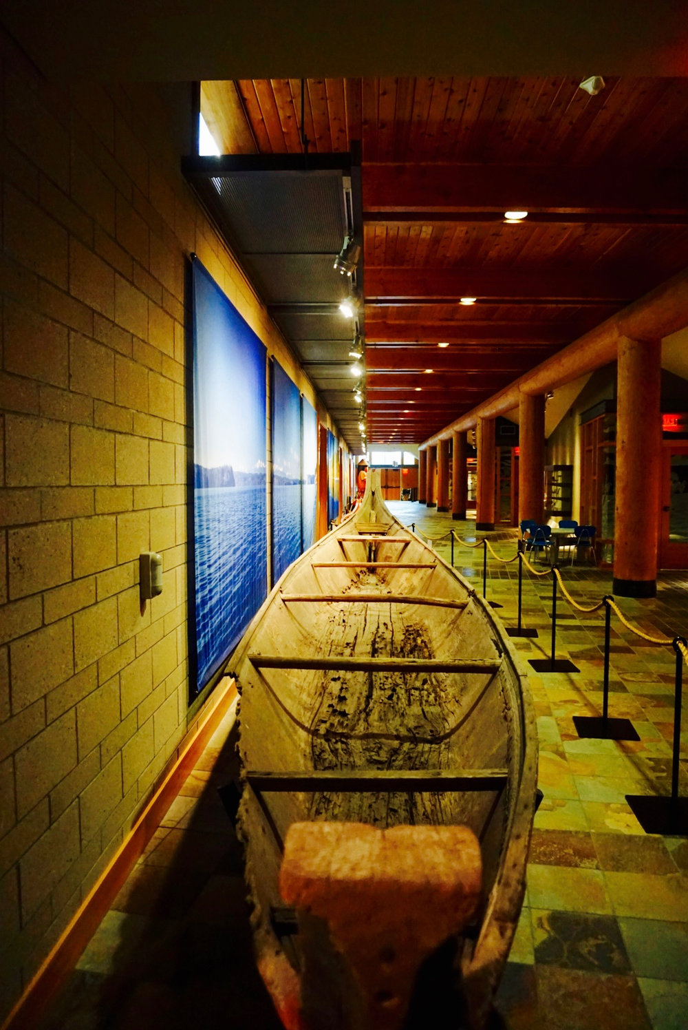 Canoe Hall