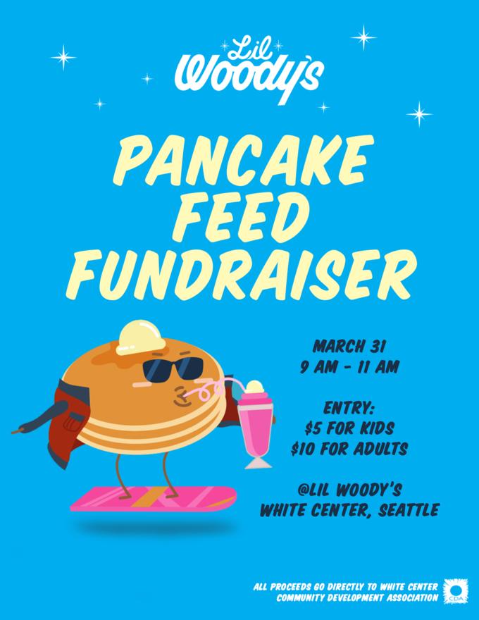 Lil Woodys Pancake Feed