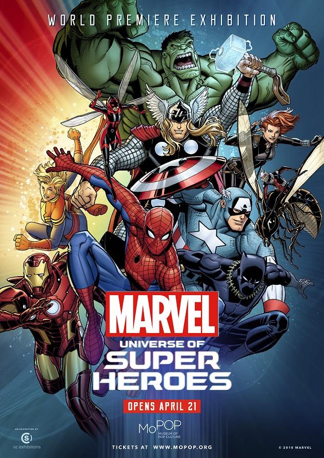 Marvel MoPOP
