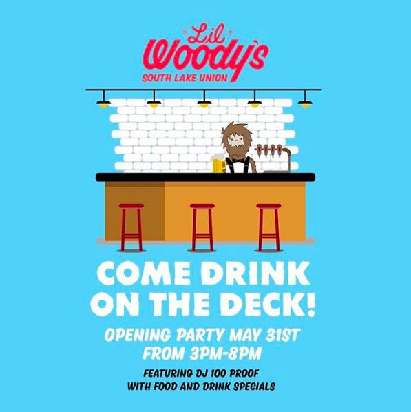 Lil Woodys SLU Bar