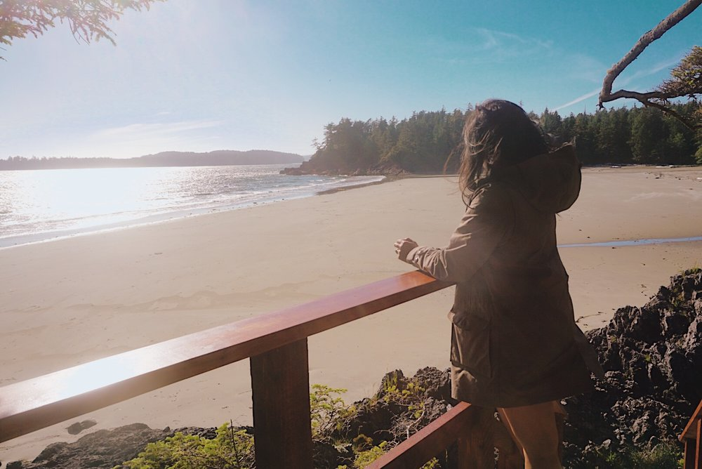 The views in Tofino are endless
